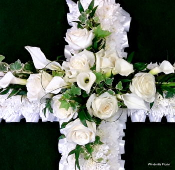 Funeral Cross Tribute