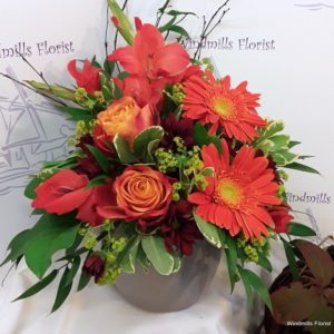 Autumn Elegant Arrangement
