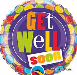 Get Well Balloon BQ