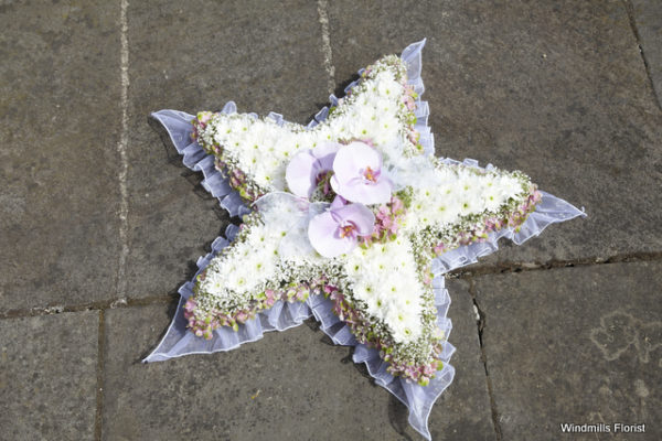 Funeral Tribute Star