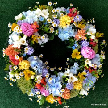 Funeral Wreath,Summer Mix.