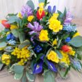 Spring Funeral Posy